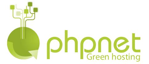PHPNET hébergement vert